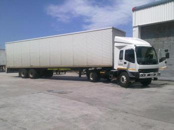 Port Elizabeth Warehouse
